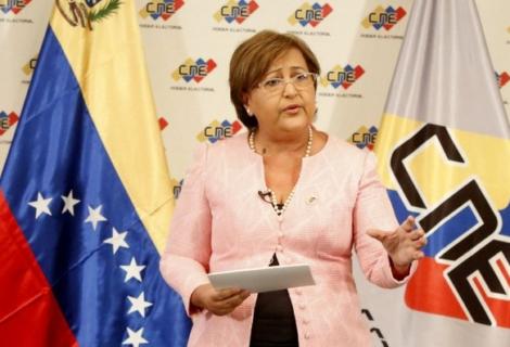 Lucena: Si cumplen requisitos, recolección de 20% de firmas sería a finales de octubre
