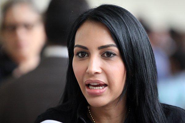 Delsa Solórzano: Jorge Rodríguez aún no se ha enterado que no es rector del CNE