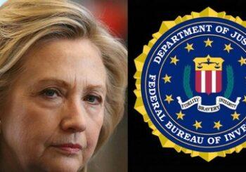 FBI resucita escándalo de correos de Clinton: Reabre investigación a 11 días de las elecciones