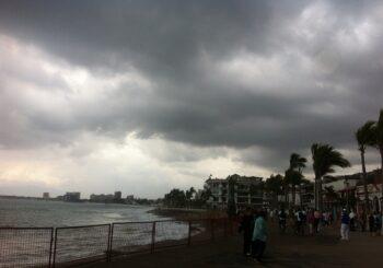 Se espera un fin de semana con lluvias y vientos en Miami