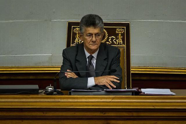Parlamento venezolano desaprueba prórroga de decreto de emergencia económica