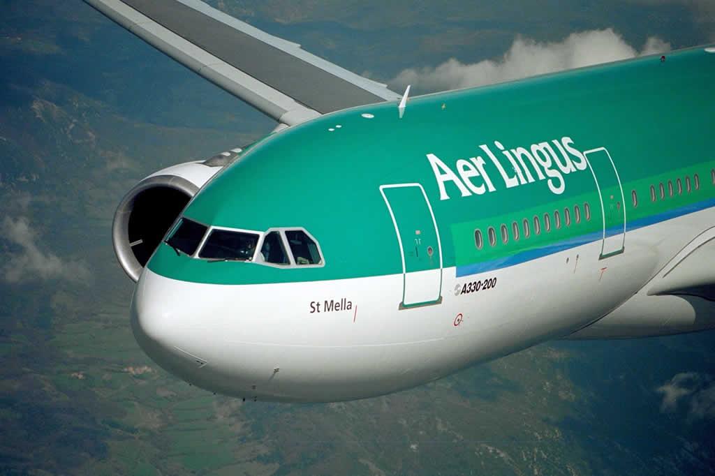 Miami tendrá su primera ruta aérea directa con Dublín con Aer Lingus