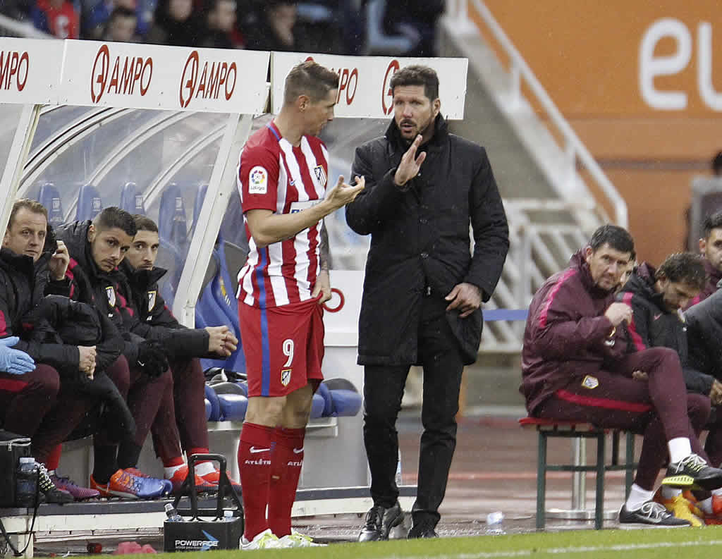 Atlético de Madrid se desfigura de visitante #LaLiga