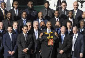 Obama recibió a LeBron James por tercera vez en la Casa Blanca