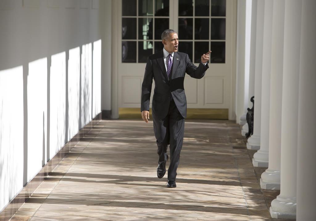 Obama llamó a Trump para felicitarle por su victoria e iniciar la transición