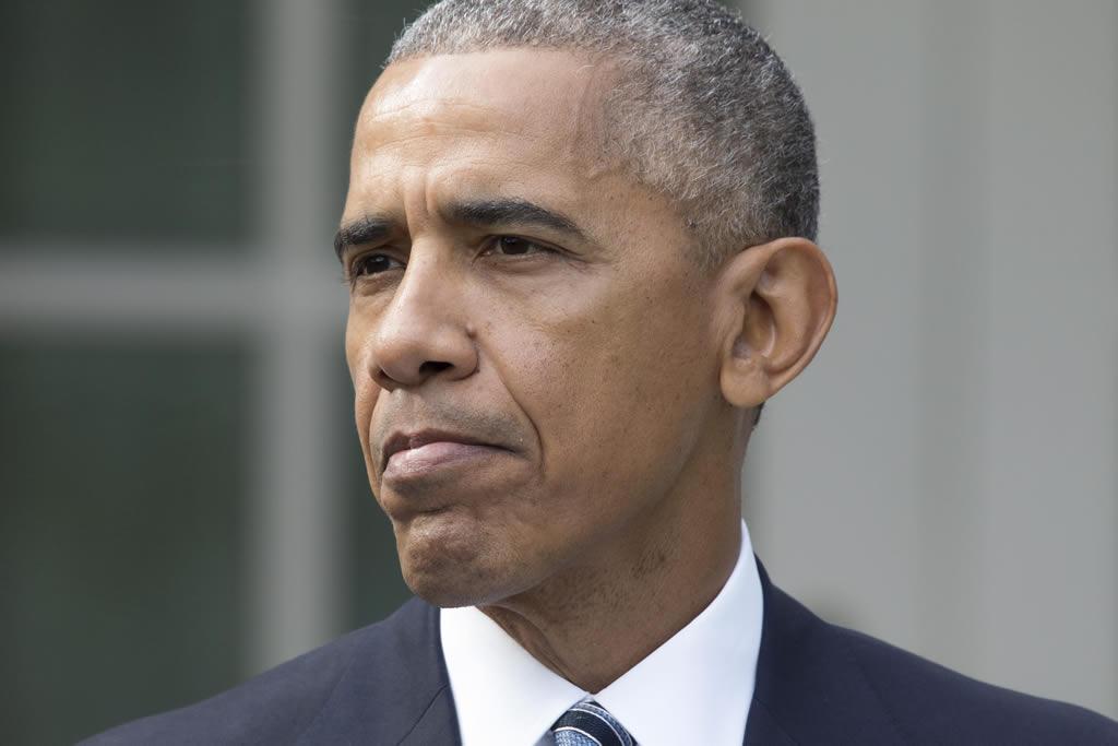 Obama promete transición pacífica