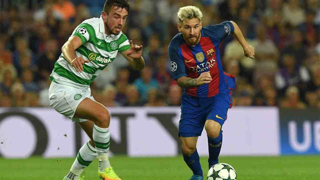 El Barça busca con Messi el pase a octavos por decimotercera vez consecutiva