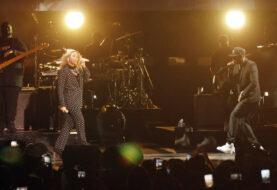 Beyonce y Jay Z protagonizan un concierto en apoyo a Clinton