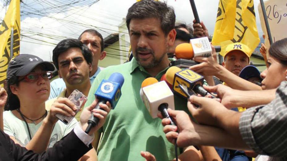 Primero Justicia presentó un recurso de amparo por la prohibición de protestas
