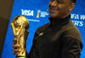 Cafú ve a Colombia clasificada al Mundial de Rusia 2018