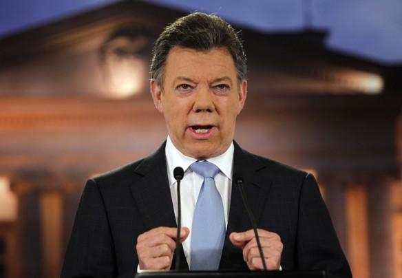 Juan Manuel Santos convoca reunión ante asesinatos de líderes campesinos