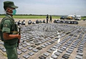 Autoridades venezolanas se han incautado de 37,7 toneladas de drogas en 2016