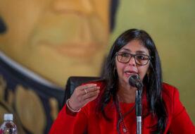 Delcy Rodríguez asistirá a reunión de Mercosur en Argentina el miércoles