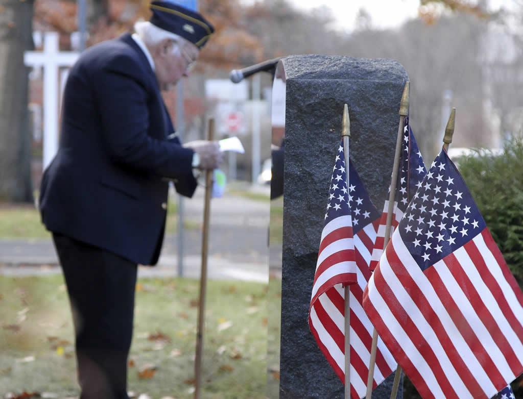 Nueva York rindió homenaje a sus veteranos de guerra