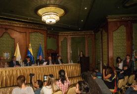 Tercera plenaria del diálogo político será el 6 de diciembre