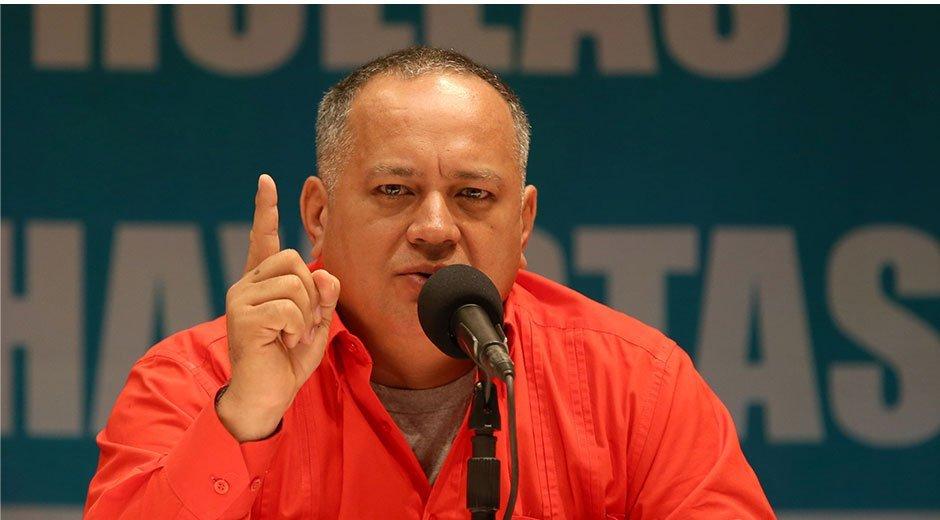 Diosdado Cabello evalúa pedir a Trump deportación de algunos venezolanos