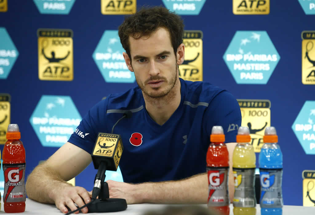 """Djokovic: """"Murray merece ser el número uno"""""""