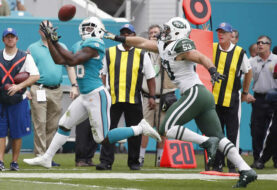 Drake sentenció el triunfo de los Dolphins sobre los Jets #NFL