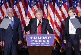 Donald Trump, nuevo presidente de Estados Unidos