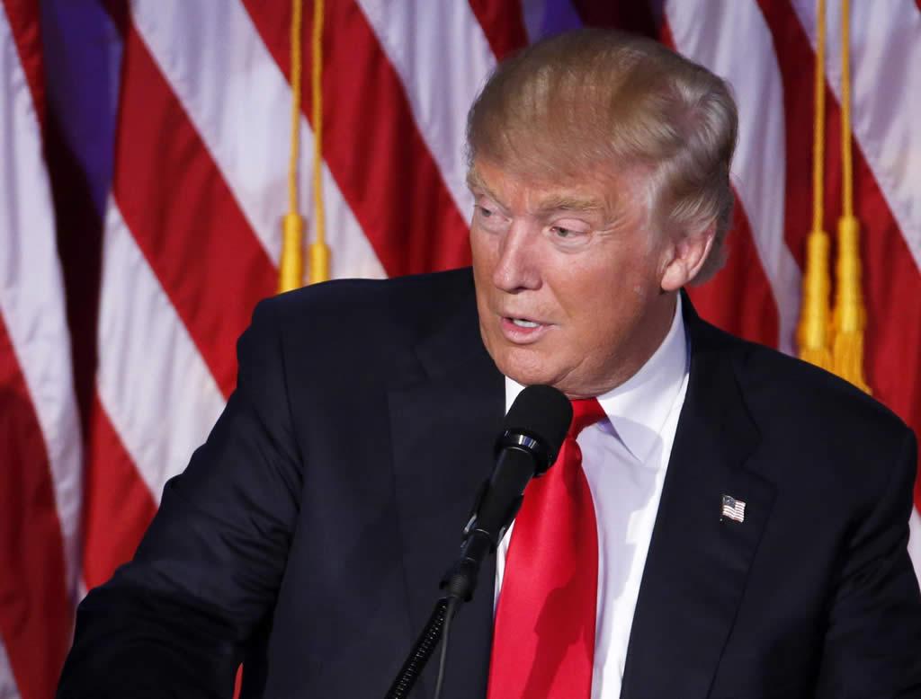 Trump hará una gira por los estados donde ganó los comicios
