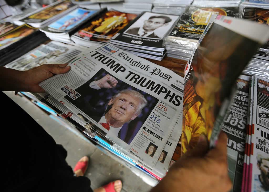 América Latina a la expectativa del mandato Trump