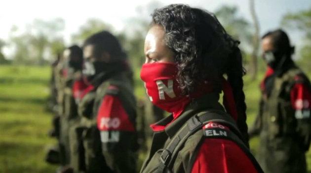 Colombiana detenida en España era guerrillera de ELN y le atribuyen 8 muertes