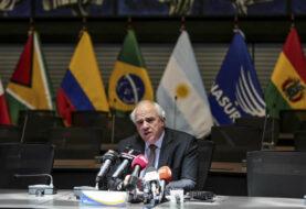 """Samper sobre el diálogo en Venezuela: """"Nadie se levanta de la mesa"""""""