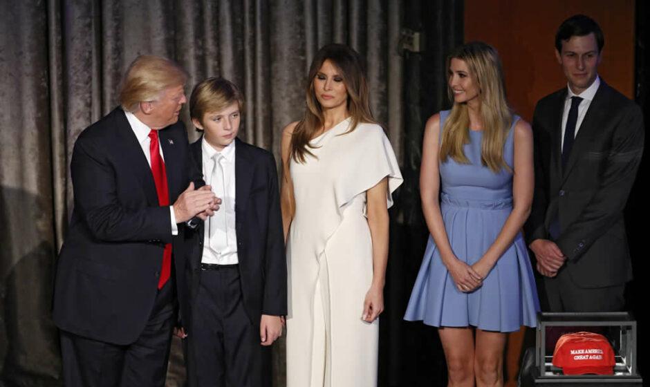 Melania Trump, la exmodelo eslovena que busca ser una primera dama tradicional