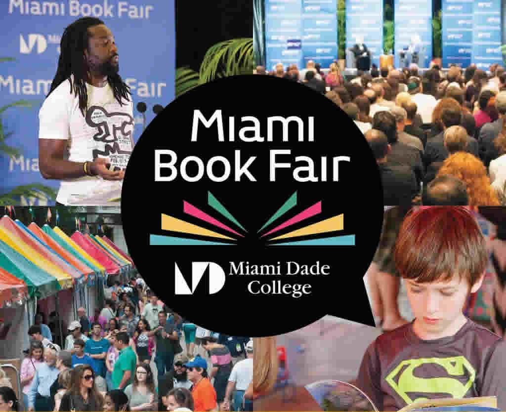 Feria del Libro se apodera de Miami