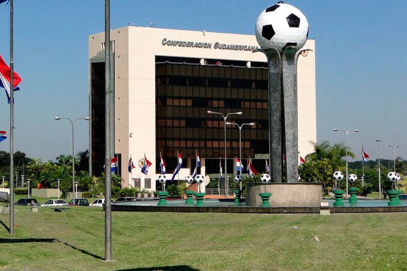 """Conmebol deja """"puertas abiertas"""" a México pese a salida de Libertadores 2017"""