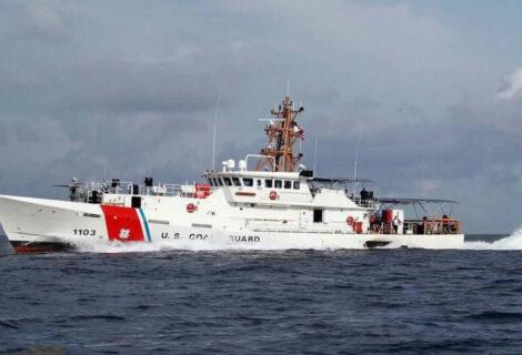 Guardia Costera de EE.UU. repatría a 109 cubanos interceptados en el mar
