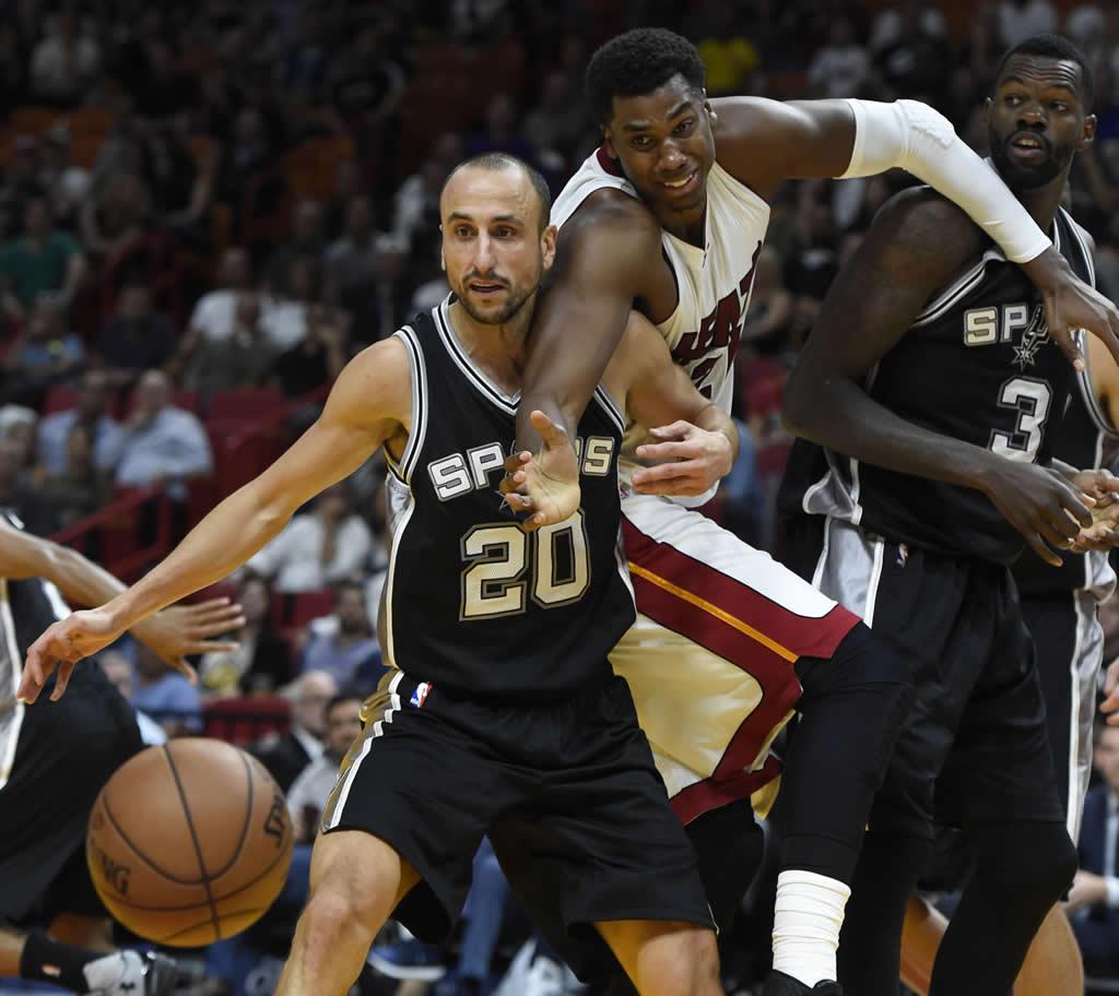 Los Heat sumaron su cuarta derrota consecutiva
