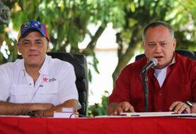Denuncian en Fiscalía General a Jorge Rodríguez y Diosdado Cabello