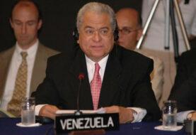 Gobierno venezolano no puede adelantar elecciones, según Jorge Valero