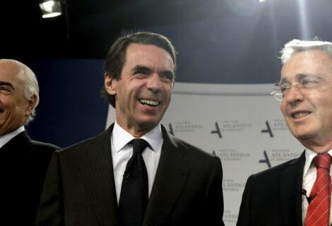 Aznar preguntó cómo Cuba y Venezuela han actuado como garantes del proceso de paz