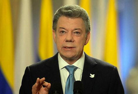 """Santos presentó  un """"mejor acuerdo"""" de paz"""