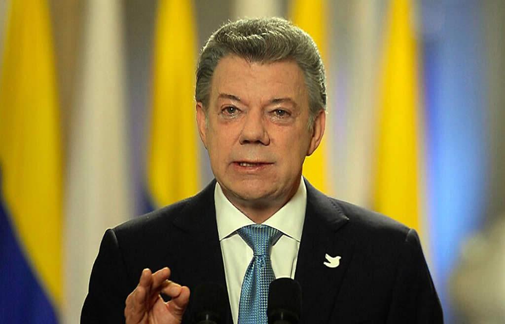 Presidente Santos realizó sus exámenes médicos en EEUU