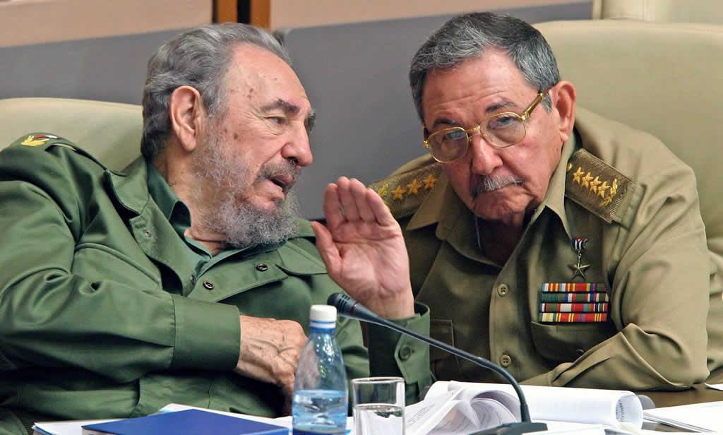 El clan de la familia Castro