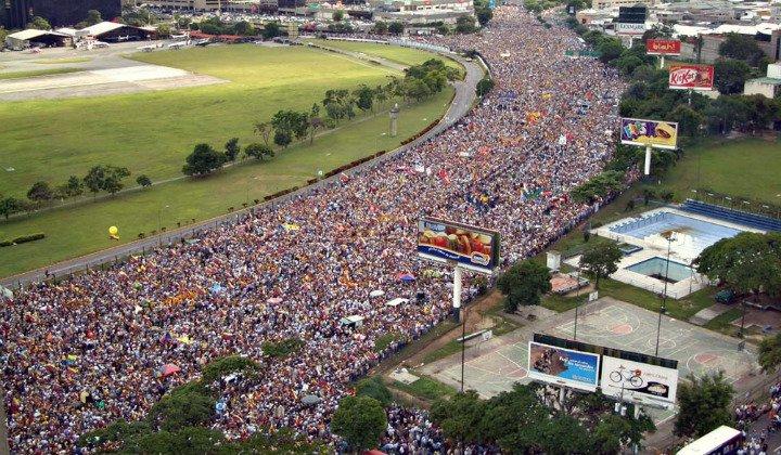Tribunal Supremo de Justicia venezolano ratificó derecho a manifestar