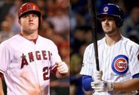 Mike Trout y Kris Bryant nombrados Jugadores Más Valiosos en la MLB