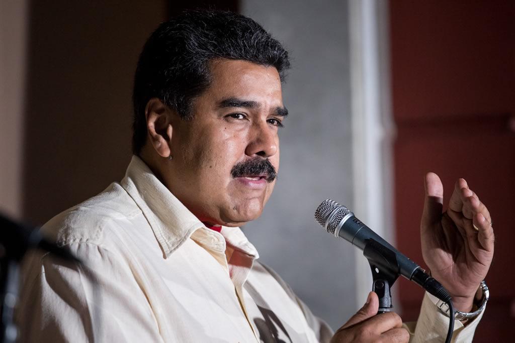 """Maduro: """"Una revolución obrera es lo que hace falta en este país"""""""
