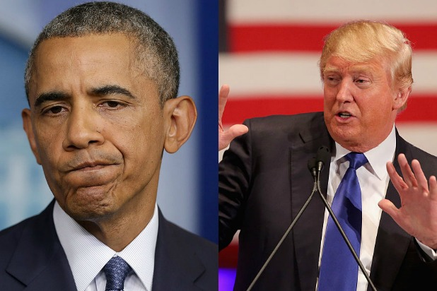 Trump podría mantener partes de la reforma sanitaria de Obama