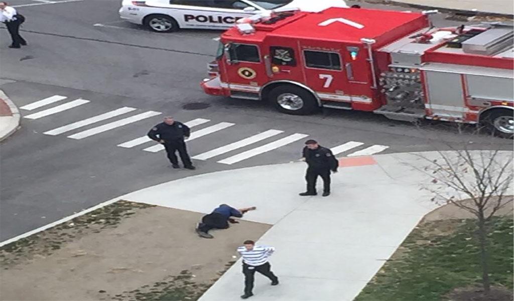 """Universidad de Ohio emite alerta por un """"tirador activo"""" en su campus"""