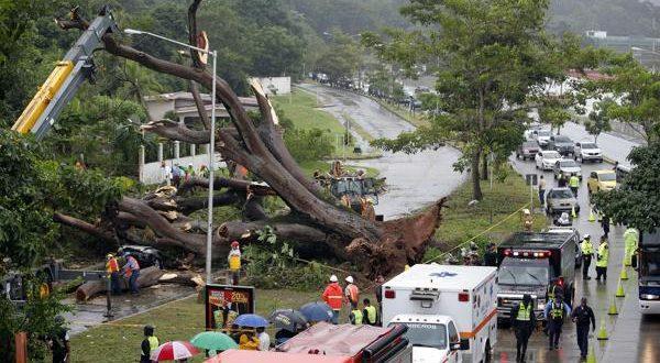 Miles de evacuados en Costa Rica y Nicaragua ante inminente llegada de Otto