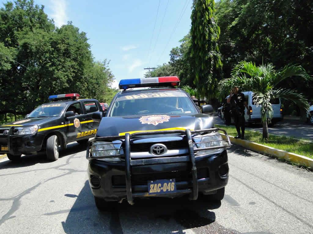 Detenidas tres personas en Guatemala, una venezolana, con 12 kilos de cocaína