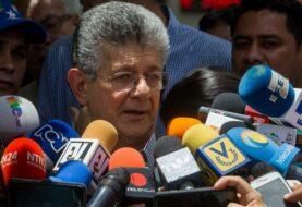Ramos Allup dice que un estallido en Venezuela afectaría a la región