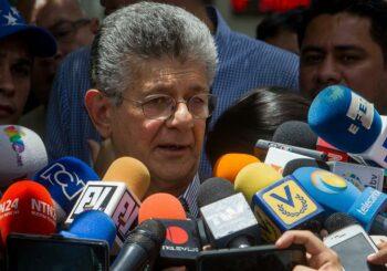 """Oposición venezolana dejará el diálogo si en """"pocos días"""" no hay resultados"""