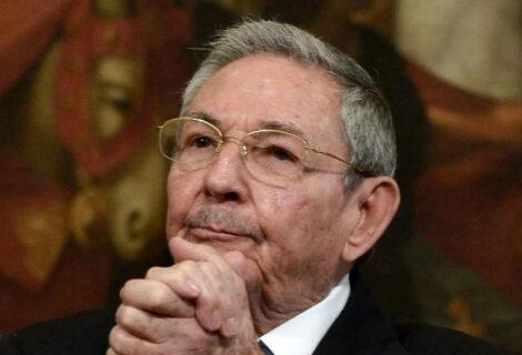 Raúl Castro felicitó a Donald Trump