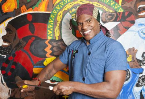 Chef Rey Guerrero trae a Doral el color, pasión y sabor de cocina colombiana