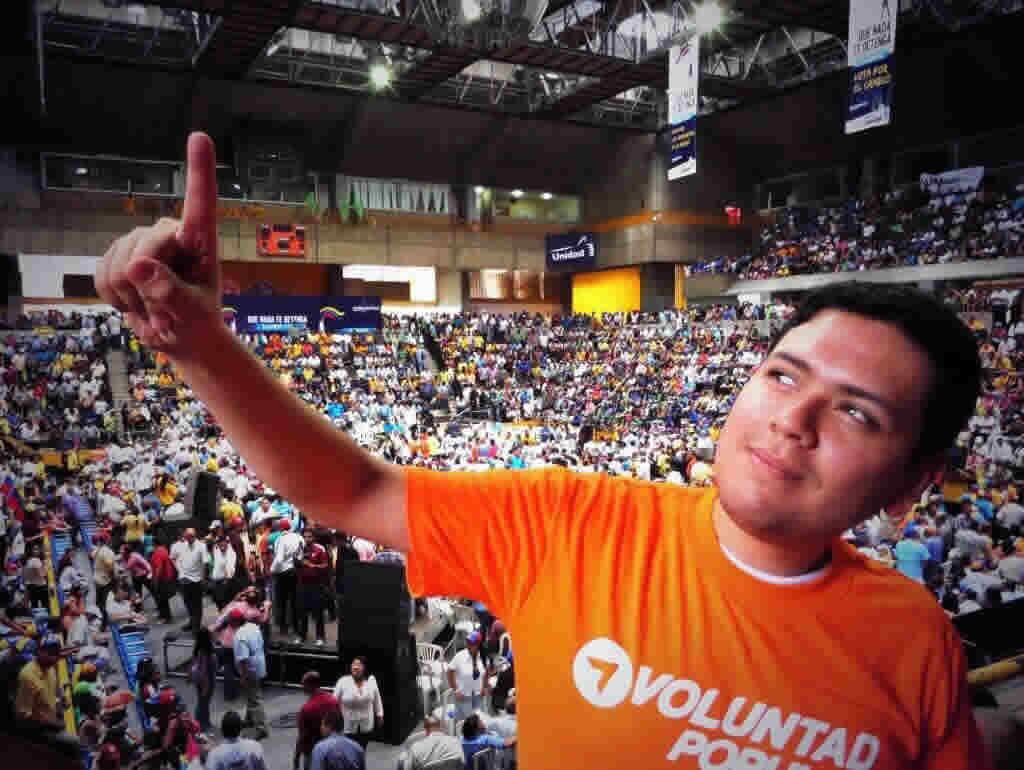 Liberan a Rosmit Mantilla, diputado venezolano preso desde hace más de 2 años